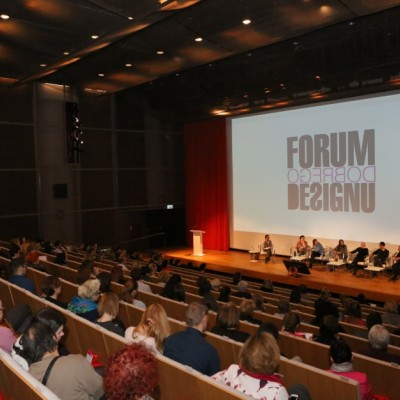 III Forum Dobrego Designu – poznaj program Forum