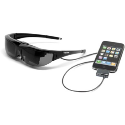 Wideookulary Vuzix Wrap 920