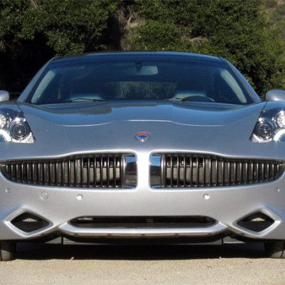 Fisker Karma 2012