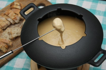 garnek do fondue