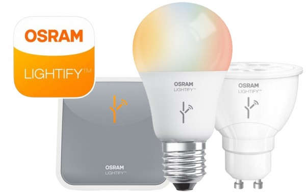 system Osram Lightify
