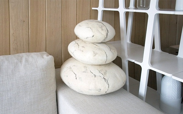 Stone Pillows Collection