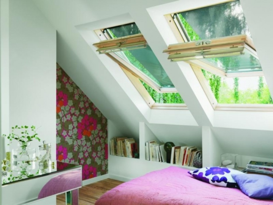 Rolety dachowe Velux