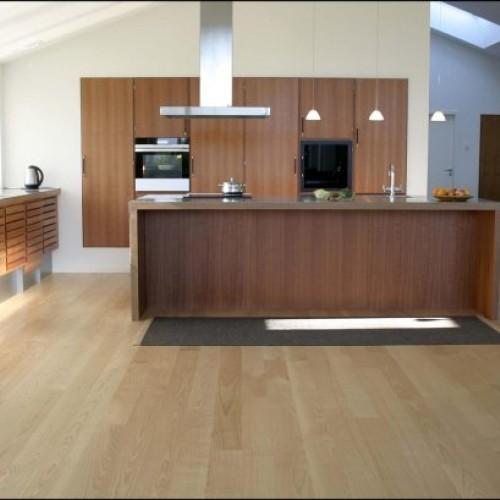 Ash Plank Private home kitchen DK