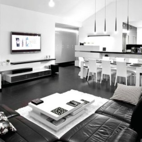 Apartament BLACK & WHITE